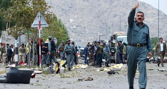 talibans Afghanistan Pakistan conflit Etat islamique