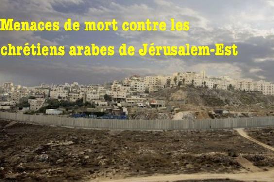 L'Etat islamique menace les chrétiens de Jérusalem