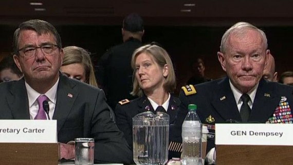 Ashton Carter Etats-Unis formation 60 rebelles syriens Etat islamique