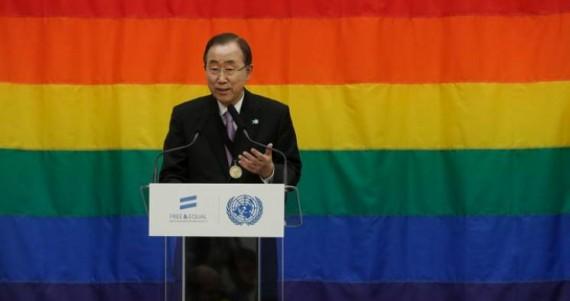 """MAIS PERSEGUIÇÃO CONTRA CRISTÃOS: ONU IRÁ NOMEAR """"MINISTRO"""" LGBT MUNDIAL QUE INVESTIGARÁ QUEIXAS DE GRUPOS HOMOSSEXUAIS PELO MUNDO"""