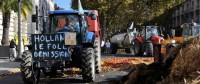 Selon les chiffres du gouvernement, l'agriculture française se meurt