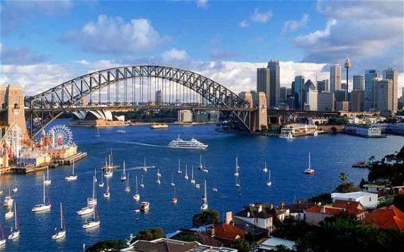 Chute cours matières premières ralentissement Chine Australie