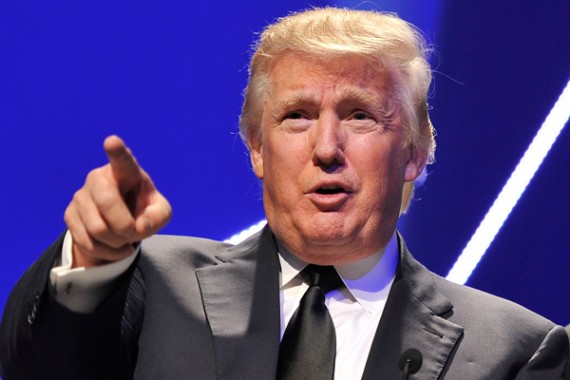 Donald Trump sondages après attaqué John McCain