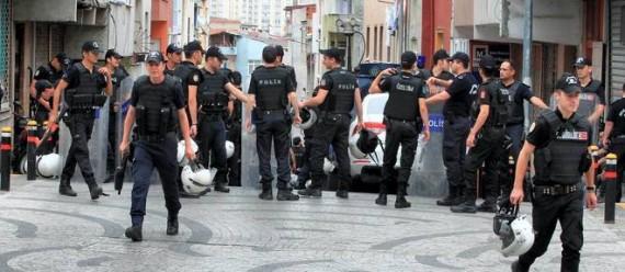 Etat islamique Turquie riposte