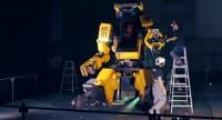 La vidéo: Les Etats-Unis et le Japon se préparent à un affrontement de robots géants