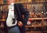 Depuis 2007, les permis de ports d'armes aux Etats-Unis ont augmenté de 15 %, les crimes et meurtres ont chuté de 25 %