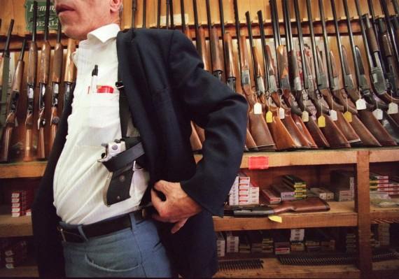 Etats-Unis permis port armes crimes