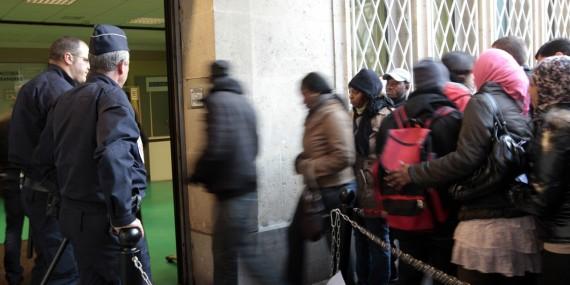 Gouvernement français augmentation immigration