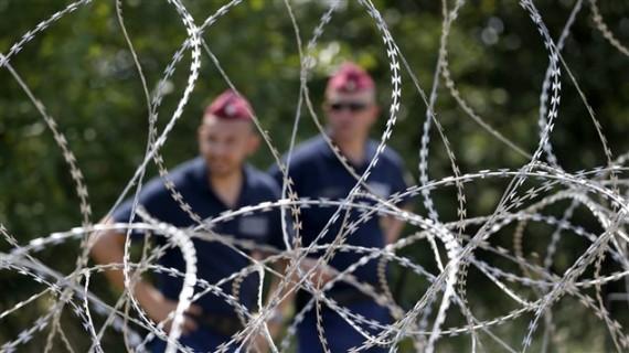 Hongrie frontière immigration