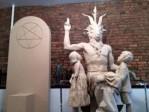 Le Capitole de l'Oklahoma échappe à une statue de Satan (Baphomet), mais en ordonnant l'éviction d'une Table des Dix Commandements