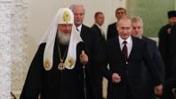 Le patriarche orthodoxe Cyrille signe un accord avec l'État russe pour lutter contre la corruption