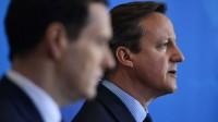 Le Royaume-Uni à l'heure de la rigueur budgétaire