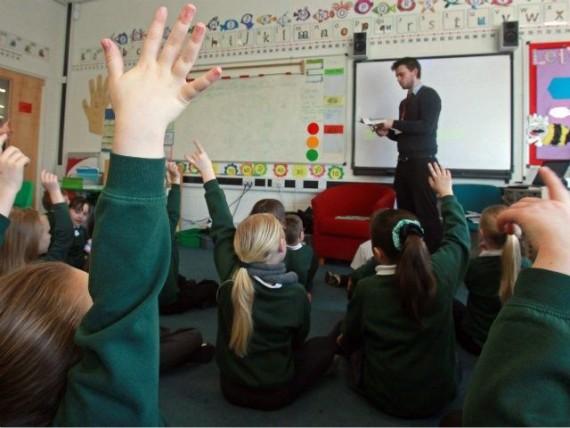 anglais langue maternelle élèves primaire Angleterre New York