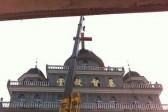 Persécution en Chine: quand les chrétiens chinois remontent leurs croix abattues…