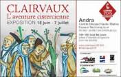 """Exposition à Troyes: """"Clairvaux. L'aventure cistercienne"""""""
