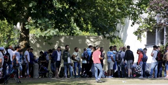 Commission européenne monde pire crise réfugiés Seconde Guerre mondiale