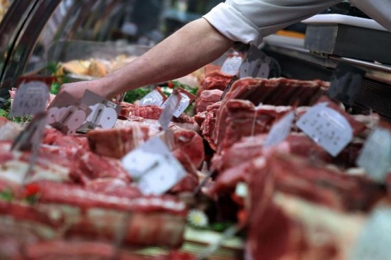 Consommation viande Homme hausse