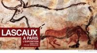 """EXPOSITION, ART PREHISTORIQUE """"Lascaux à Paris"""" ♠"""