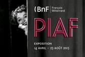 EXPOSITION HISTOIRE / HOMMAGE Edith Piaf à la BNF ♥♥