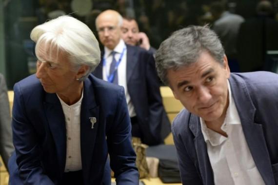 FMI piège Union européenne dette grecque