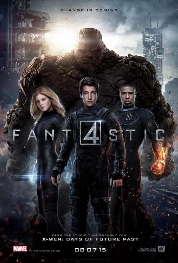 Film 4 Fantastiques cinéma