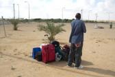 Israël relâche des clandestins africains… au milieu du désert
