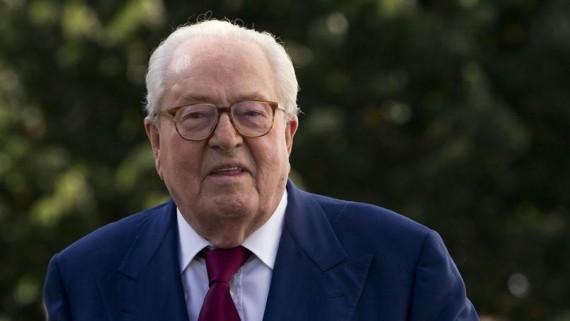 Jean-Marie Le Pen exclu Front national