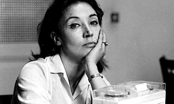 Oriana Fallaci Film cinéma BIOGRAPHIE HISTORIQUE BIOPIC