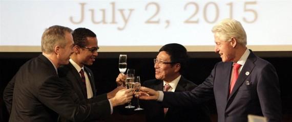 Ted Osius ambassadeur Etats-Unis Vietnam promotion LGBT priorité américaine
