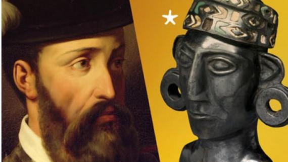 exposition histoire Inca Conquistador Jovien 41402