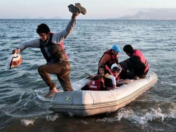 nombre migrants explose Europe UE politique commune