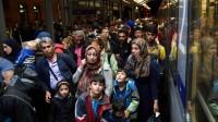 Angela Merkel ouvre les frontières de l'Allemagne aux migrants et «sauve» l'esprit européen… cosmopolite