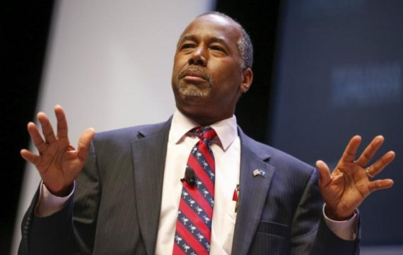 Ben Carson musulman tête Etats-Unis