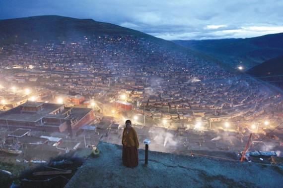 Chine attache importance réincarnation Tibet
