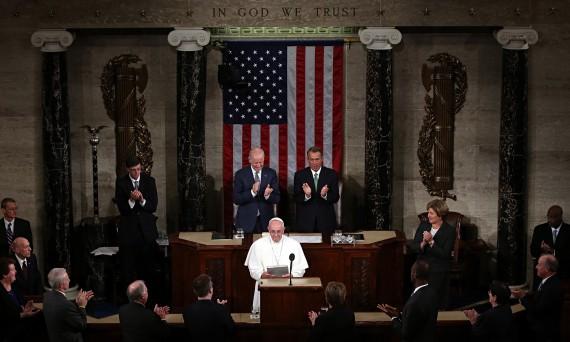 Discours pape François Congrès choix omissions analyse