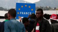Les Européens aux frontières