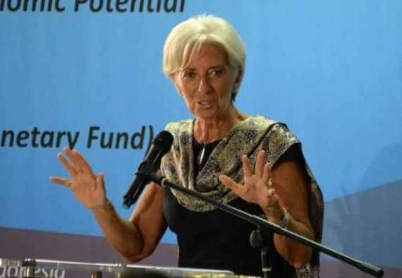 FMI enterre prévisions croissance mondiale