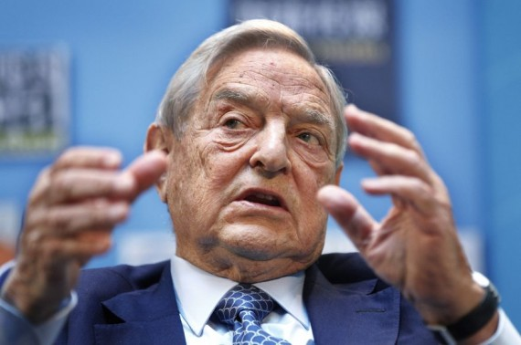Georges Soros financer manifestations raciales Ferguson