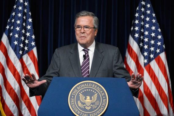 Jeb Bush donateurs republicains mauvais sondages