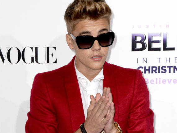 Justin Bieber foi Jesus