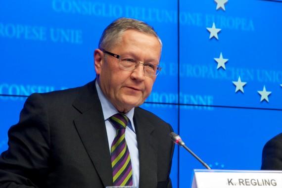 Klaus Regling euro parlement ministere finances europeen
