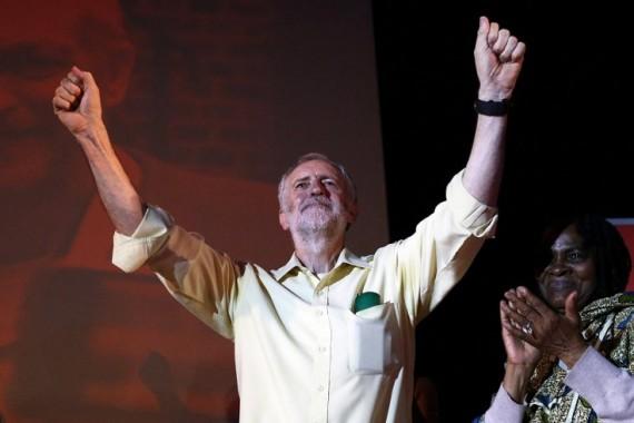 Labour marxiste Jeremy Corbyn extrême gauche
