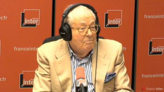 Le Pen Rassemblement bleu-blanc-rouge