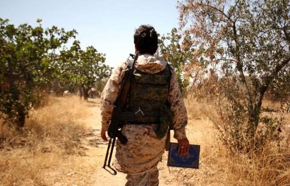rebelles syriens entraînés Etats-Unis entrés Syrie