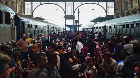 Migrants Autriche Danemark frontieres