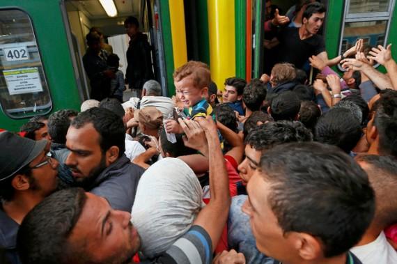 Migrants Commission européenne avaler quotas Etats-membres