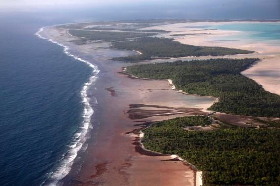 Nouvelle-Zelande refugie climatique Ioane Teitoa Kiribati