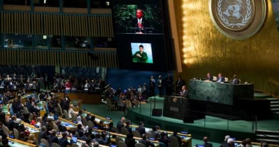 ONU développement durable socialisme mondialiste