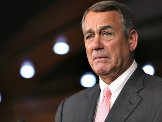 démission John Boehner président républicain Chambre représentants conservateurs parti