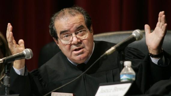 gouvernement juges Antonin Scalia Cour suprême Etats-Unis Constitution